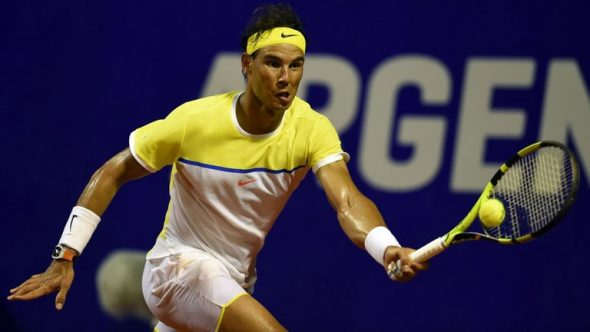 Rafael Nadal berita sukan