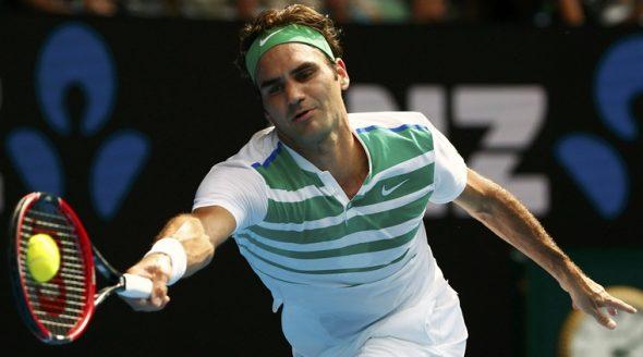 Roger Federer berita sukan