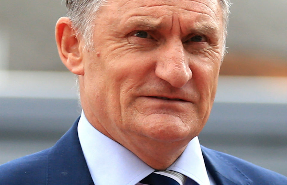 Blackburn Rovers manager Tony Mowbray