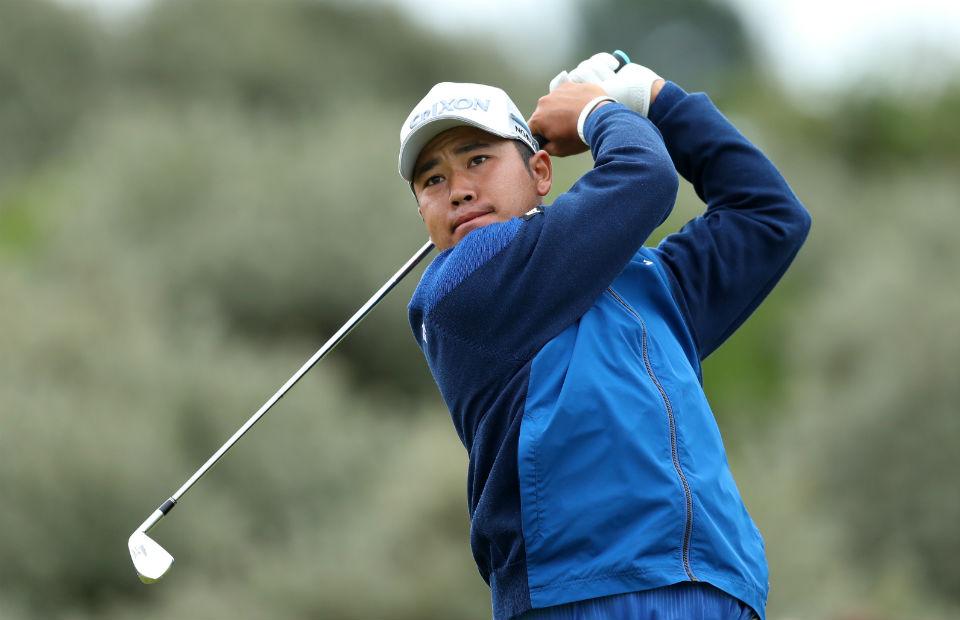 Japan Hideki Matsuyama golf